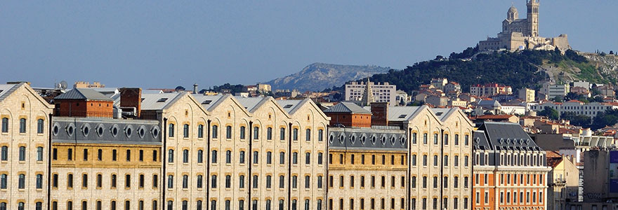 meilleurs quartiers à Marseille
