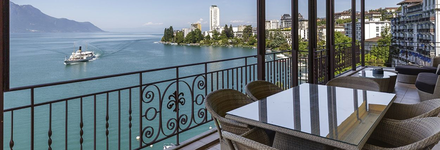 agence immobiliere a Montreux